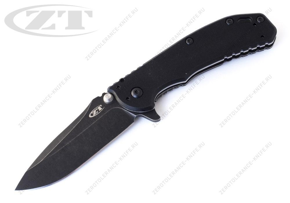 Нож ZERO TOLERANCE 0566BW G10 Hinderer