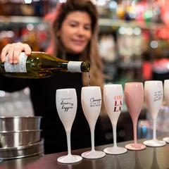 Бокал для шампанского Superglas CLUB NO. 1 CHAMPAGNE THE NEW MEDICINE, 100 мл, фото 3