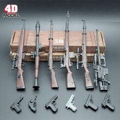 Оружие для фигурок огнестрельное сборное