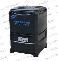 Прудовая кормушка для рыб на 80кг, 300кг/час, 120Вт (STLZ-120C-3)