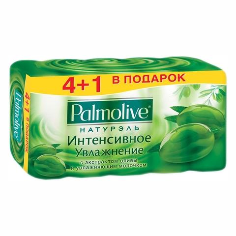 Мыло PALMOLIVE Натурэль Оливковое молочко 5*70 гр ТУРЦИЯ