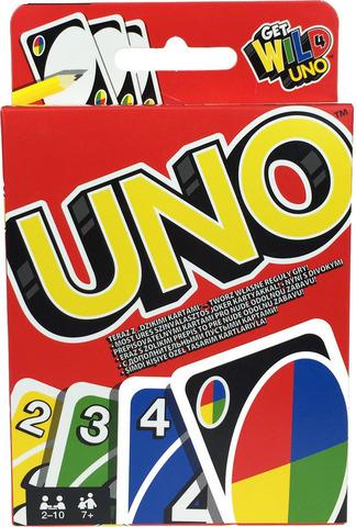 Настольная игра UNO (УНО - новое издание)