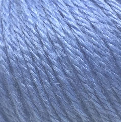 Пряжа Gazzal Baby Wool XL 813 голубой