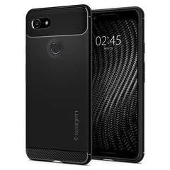 Чехол Spigen Rugged Armor для Google Pixel 3 (Black)