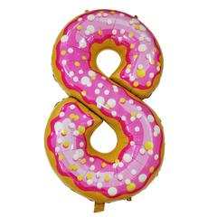 Y Фигура Цифра 8 Пончик 40