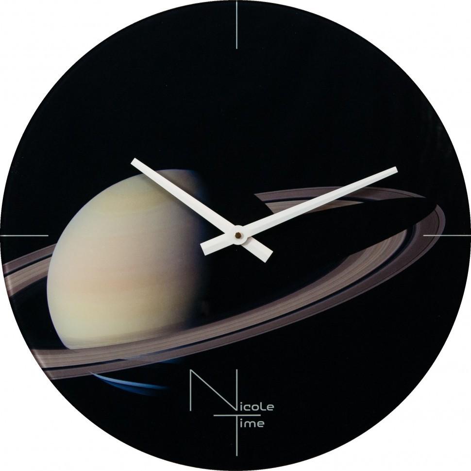 Настенные часы Nicole Time NT532
