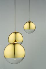 светильник Mirror Ball Gold 3