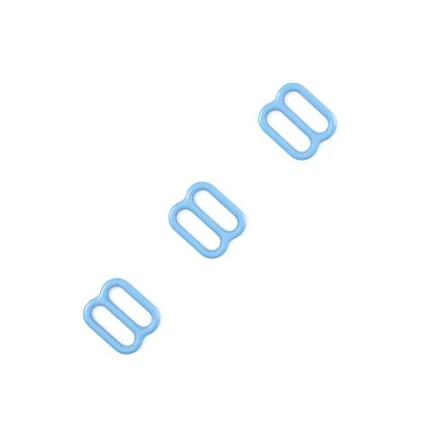 Регулятор для бретели голубое небо 10 мм (цв. 3090)