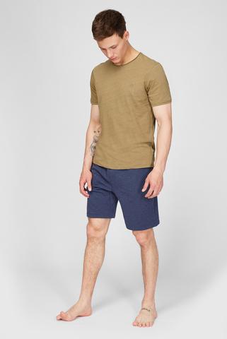 Мужские синие шорты Calvin Klein