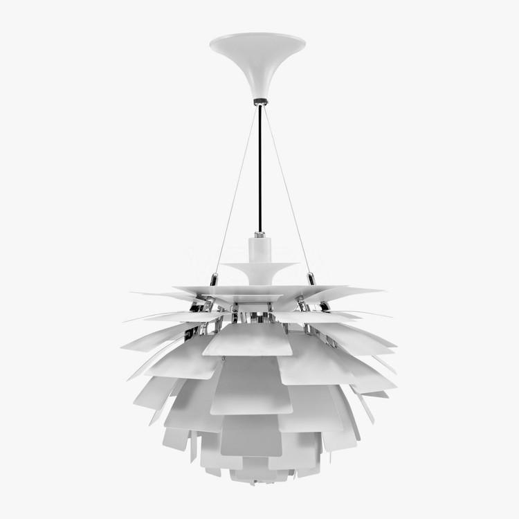 Подвесной светильник PH Artichok by Louis Poulse D50 (шампань)