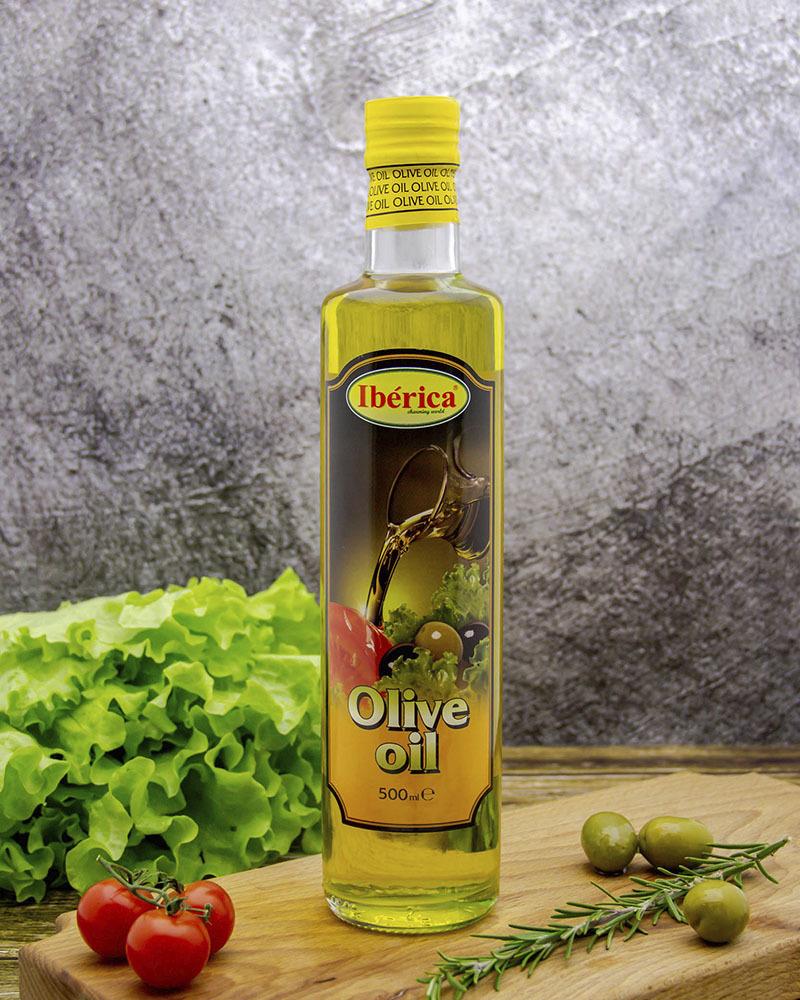 Оливковое масло Iberica 100% 0,5 л.