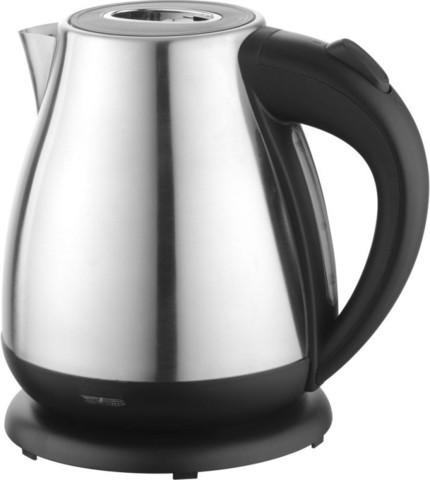 Чайник электрический Sinbo (1,7 литра) 2200 Вт, серебристый