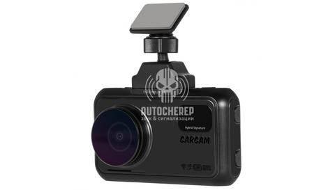 Видеорегистратор с радар-детектором Carcam HYBRID 2s SignatureС