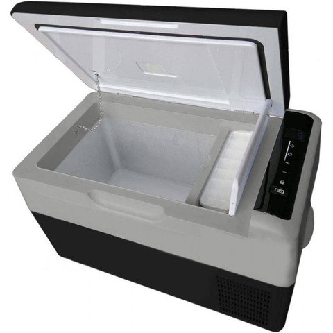 Компрессорный автохолодильник ALPICOOL G22 (22 л.) 12-24-220В