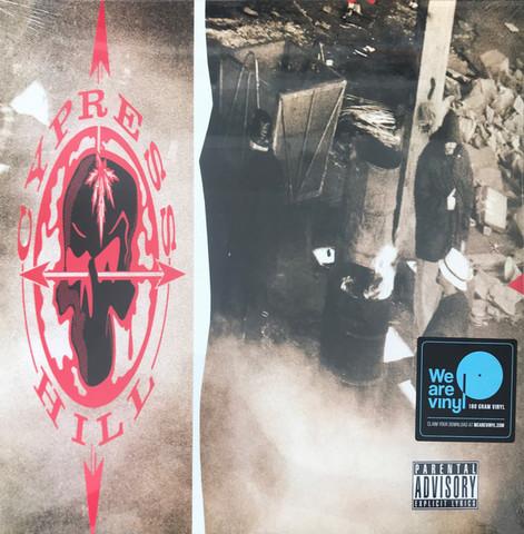 Виниловая пластинка Cypress Hill - Cypress Hill