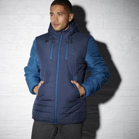 Куртка утеплённая мужская Reebok CLASSIC PADDED MID 2 JACKET
