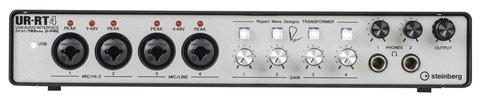 Steinberg UR-RT4 Аудиоинтерфейс