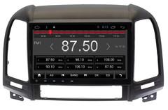 Магнитола для Hyundai Santa Fe 2006-2012 Android 9.0 2/16 IPS модель CB3075T3