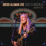 Gregg Allman / Back To Macon, GA (2LP)