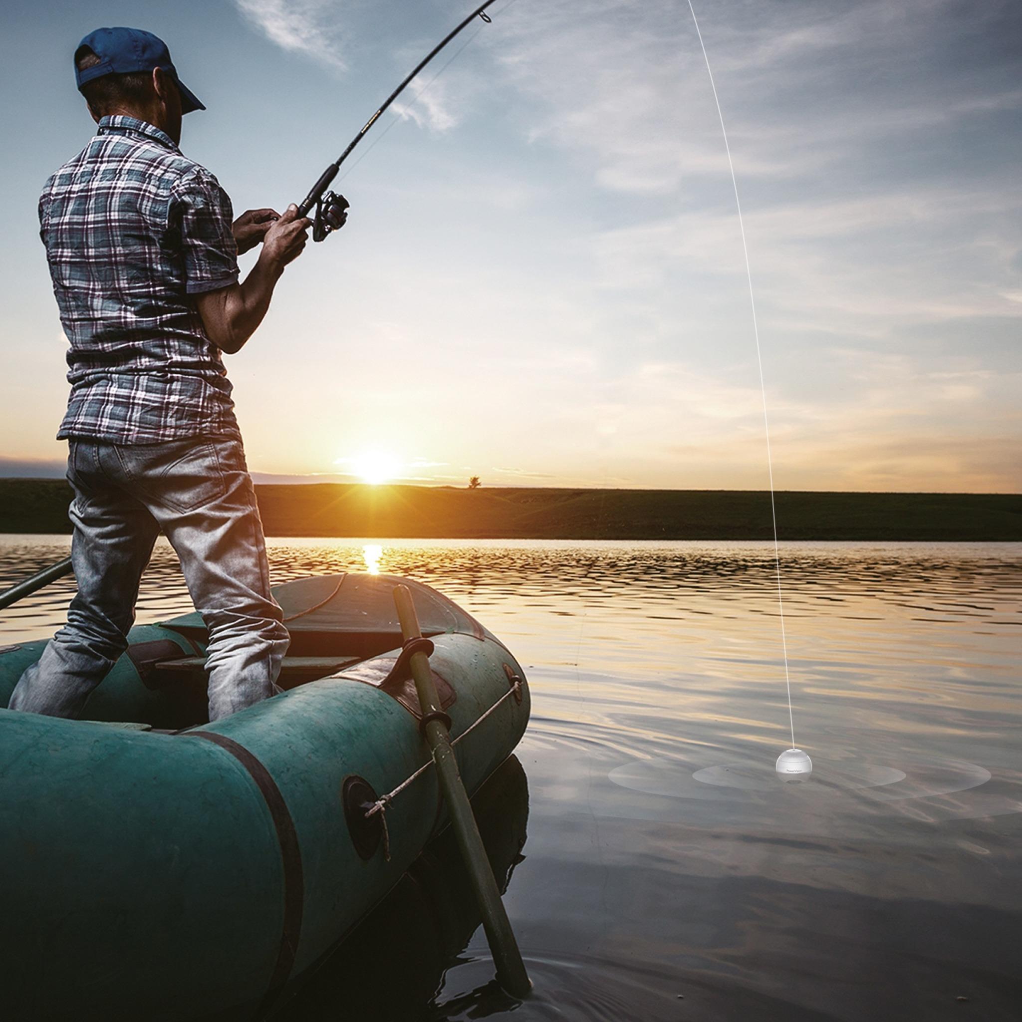 Power Seeker fish finder