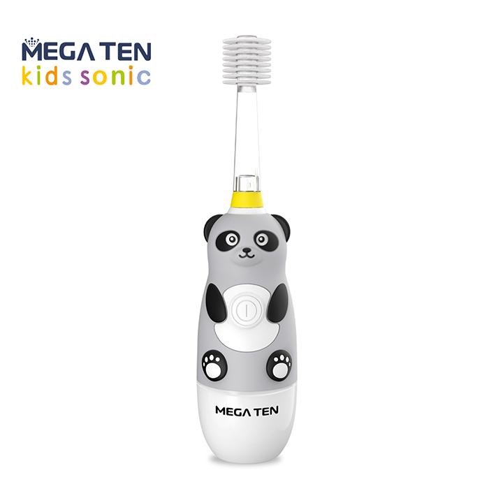 Зубная щетка «Панда» Megaten Kids Sonic