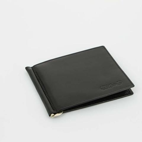 Портмоне S.Quire с клипом для денег 5700-BK VT черный
