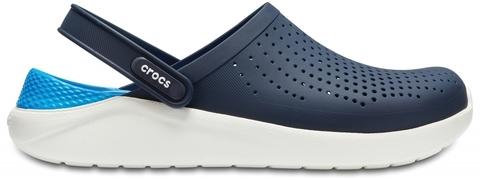 Обувь для взрослых CROCS ЛайтРайд Клог Нэйви/Вайт