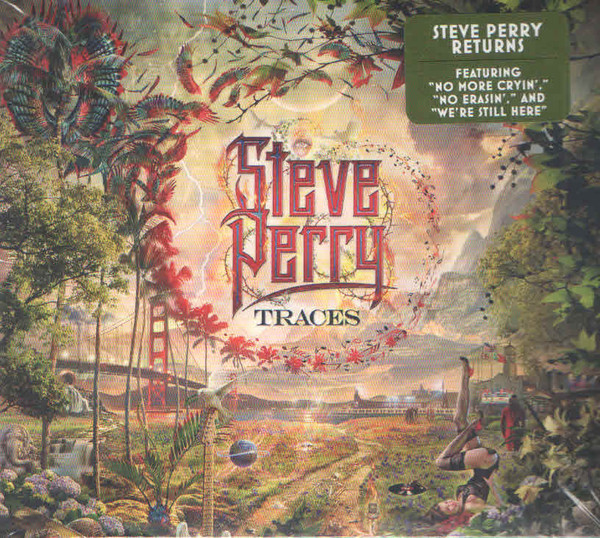 PERRY, STEVE: Traces