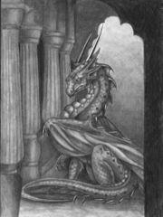 Как нарисовать дракона. Пошаговые техники и практические советы