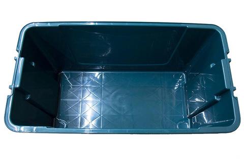 Экспедиционный ящик IRIS RV Box 700, внутри.