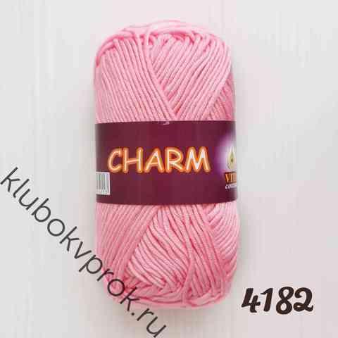 CHARM VITA COTTON 4182, Светлый розовый