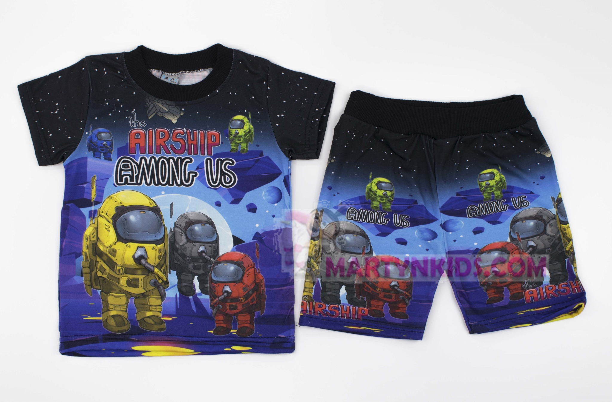 3321 костюм 3 D Космонавты