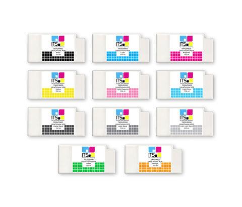Комплект из 11 картриджей для Epson 7900/9900 11x350 мл