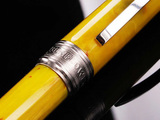 Visconti Van Gogh желтая смола отд хром корпус 18гр (Vs-786-20)