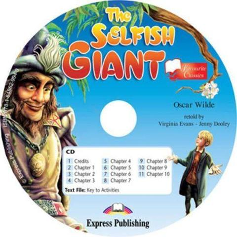 The Selfish Giant.Audio CD. Аудио CD