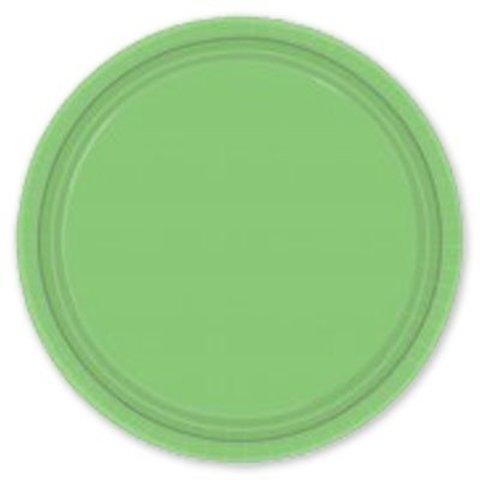 Тарелка Kiwi Green 17см 8шт/A