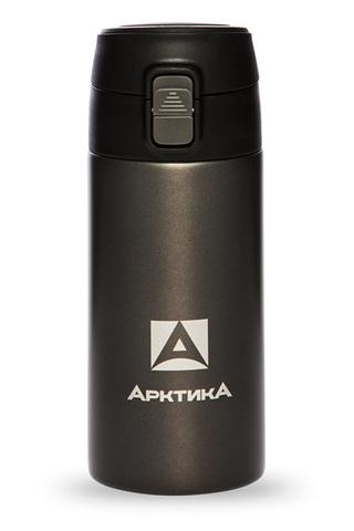 Термос сититерм-вакуумный Арктика (705-350 черный) 0,35 литра,черный