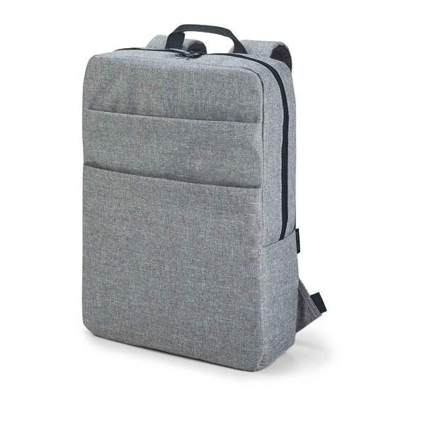 Graphs Laptop Bag, light grey