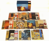 Комплект / The Moody Blues (10 Mini LP SHM-CD + Box)