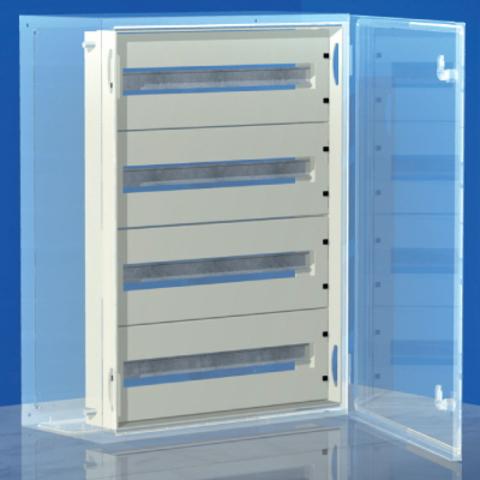 Панель для модулей, 104 (4 x 26) модуля, для шкафов CE, 800x 600мм