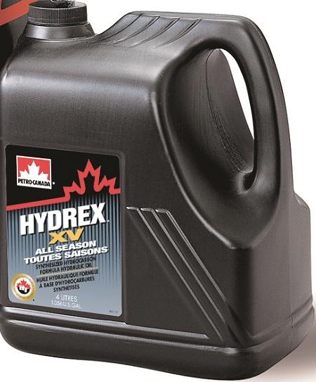 HYDREX XV ALL SEASON гидравлическое масло Petro-Canada (4 литра) купить на сайте официального дилера Ht-oil.ru