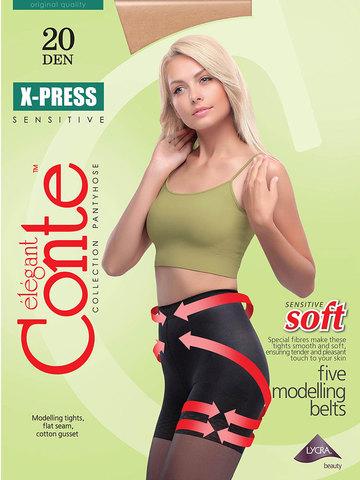 Женские колготки X-Press 20 Conte