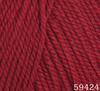 Пряжа Himalaya DOLCE MERINO 59424 (бордовый)