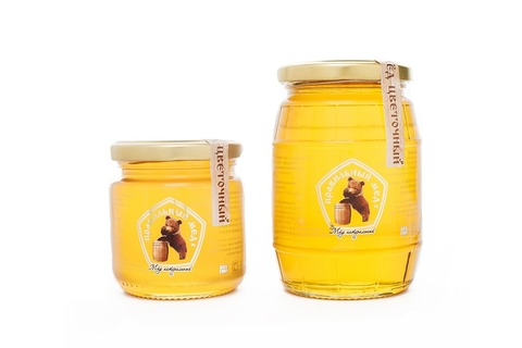 Цветочный Мёд, 250-500 г