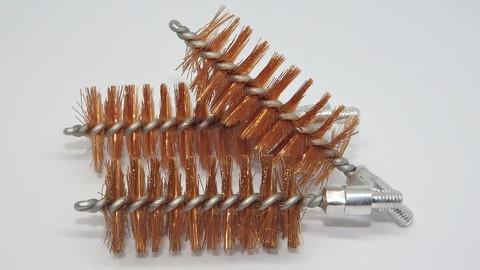 Ершик бронзовый 12 64а/12к
