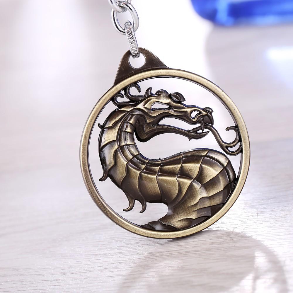 Брелок Mortal Kombat Dragon