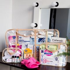 Готовая сумка в роддом для мамы и малыша Премиум фото 1