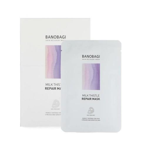 Восстанавливающая Маска С Молочным Чертополохом BANOBAGI Milk Thistle Repair Mask