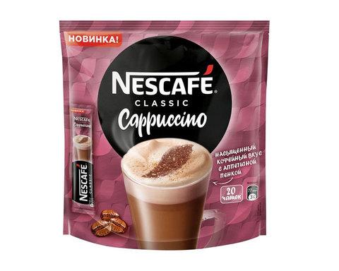 купить Кофе растворимый Nescafe Classic Cappuccino