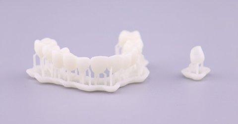 Фотополимер Gorky Liquid Dental Crown LCD\DLP 1 кг